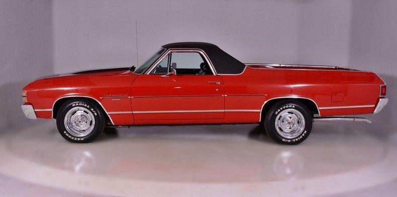 1971 Chevrolet El Camino Image 23