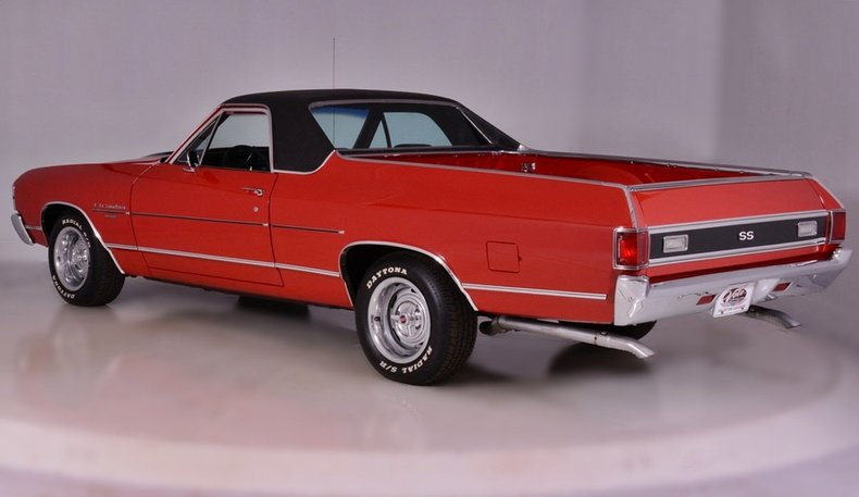 1971 Chevrolet El Camino Image 15