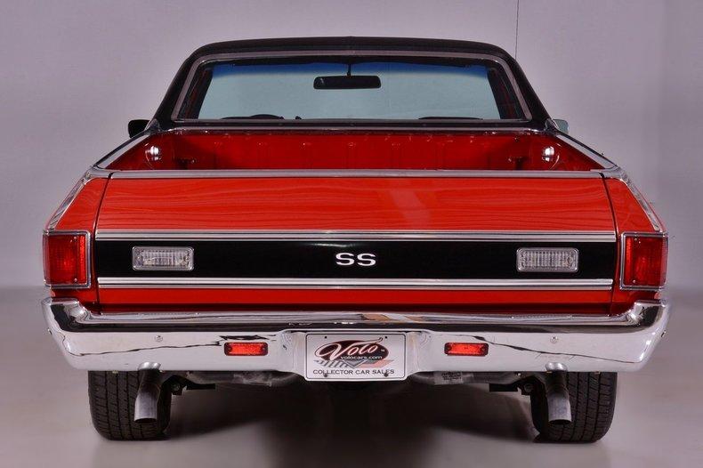 1971 Chevrolet El Camino Image 6