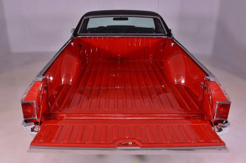 1971 Chevrolet El Camino Image 8