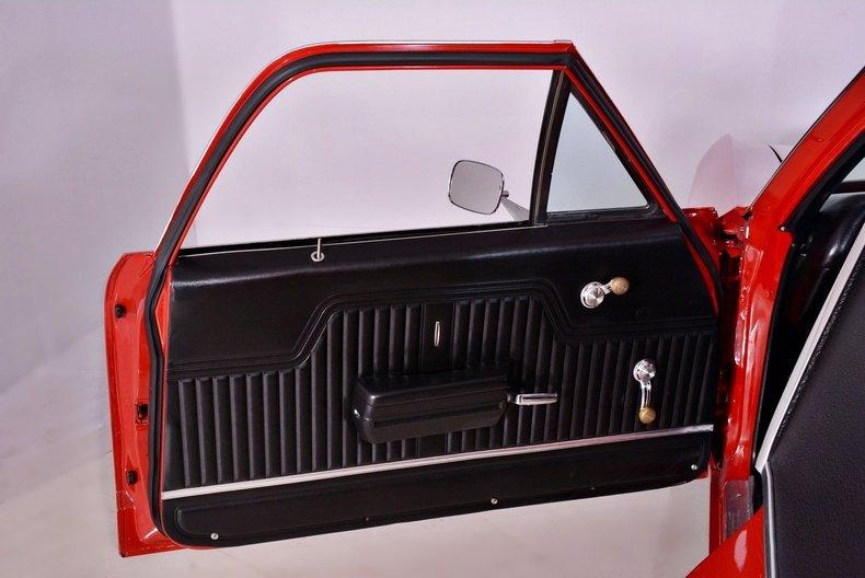 1971 Chevrolet El Camino Image 9