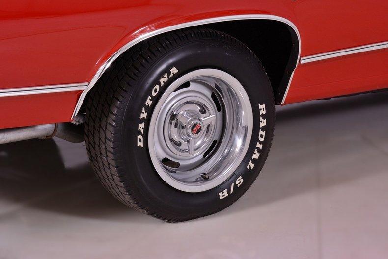 1971 Chevrolet El Camino Image 12
