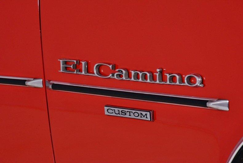 1971 Chevrolet El Camino Image 11