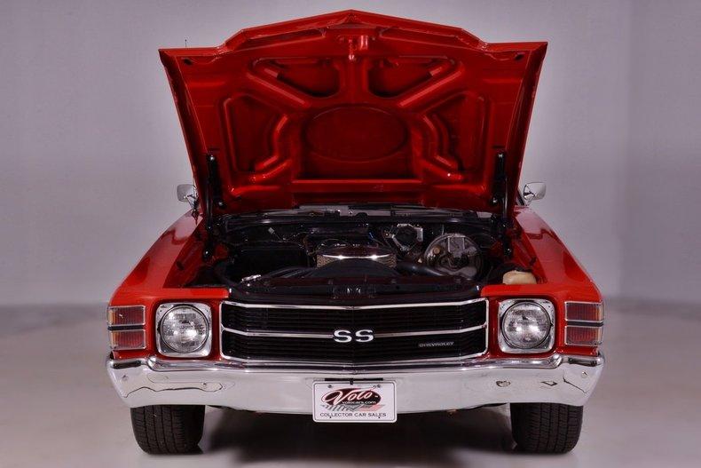 1971 Chevrolet El Camino Image 29