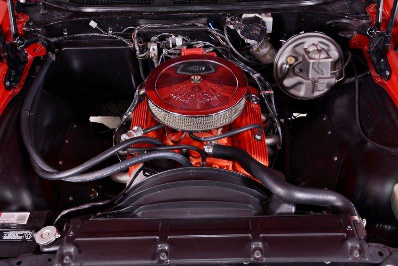 1971 Chevrolet El Camino Image 52