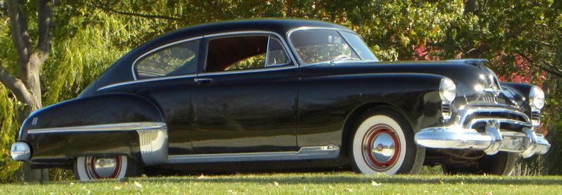 1949 Oldsmobile Rocket 88 Image 8