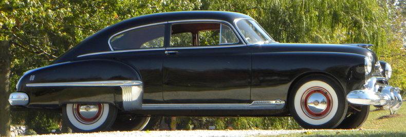 1949 Oldsmobile Rocket 88 Image 9
