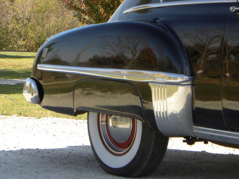 1949 Oldsmobile Rocket 88 Image 11