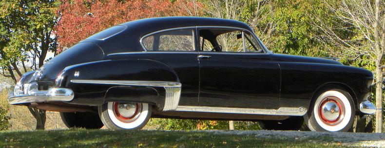 1949 Oldsmobile Rocket 88 Image 21