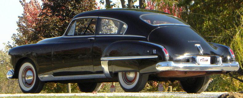 1949 Oldsmobile Rocket 88 Image 24