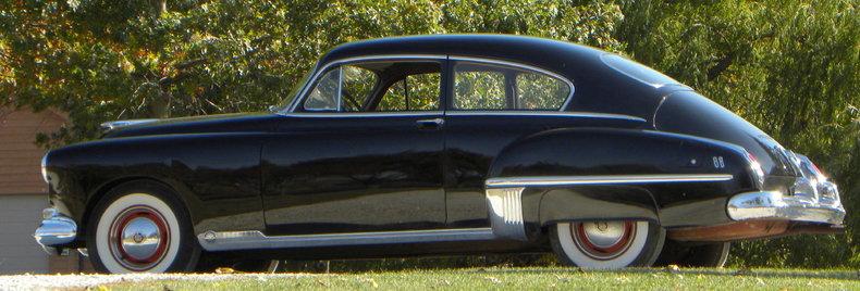 1949 Oldsmobile Rocket 88 Image 25