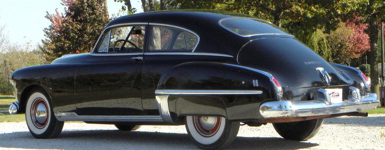 1949 Oldsmobile Rocket 88 Image 26