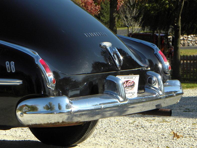 1949 Oldsmobile Rocket 88 Image 27
