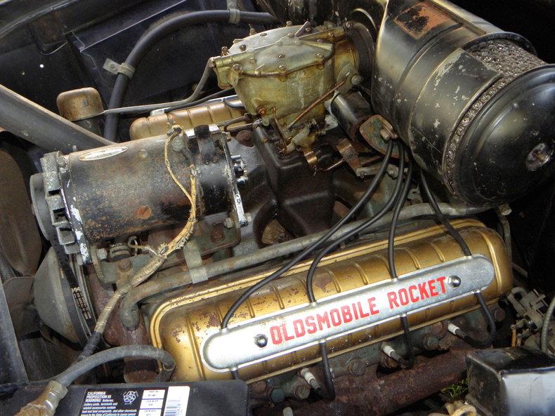 1949 Oldsmobile Rocket 88 Image 63