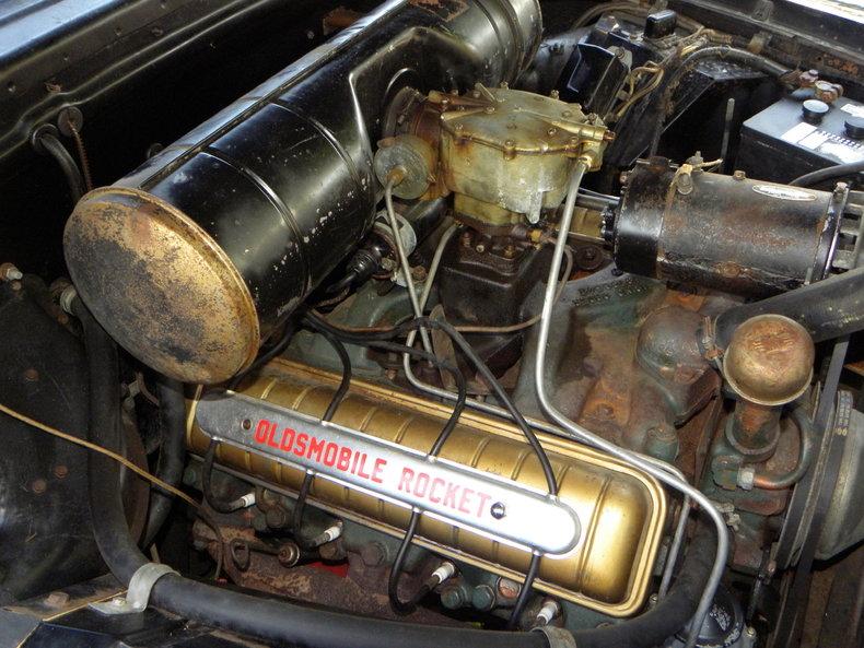 1949 Oldsmobile Rocket 88 Image 64