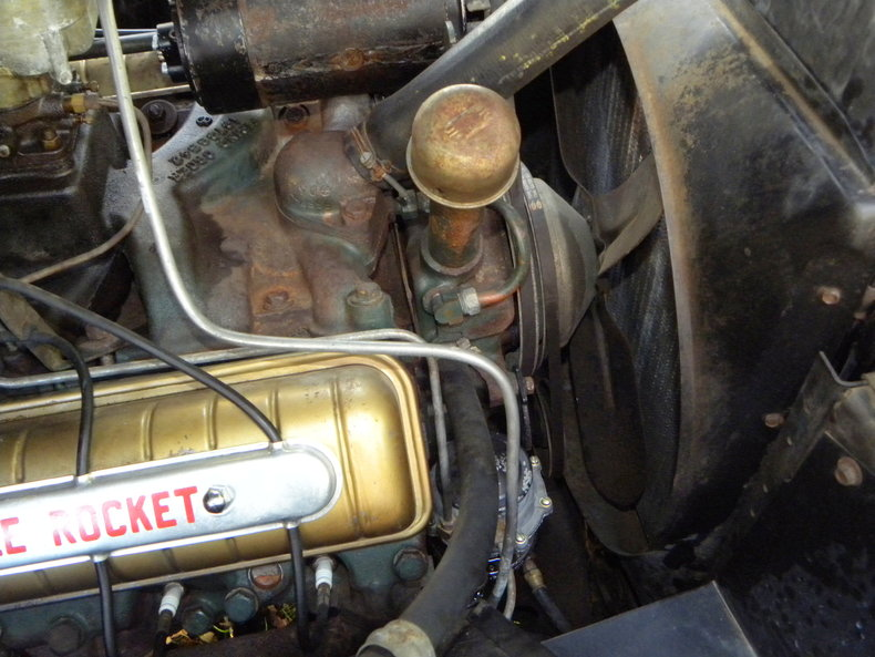 1949 Oldsmobile Rocket 88 Image 65