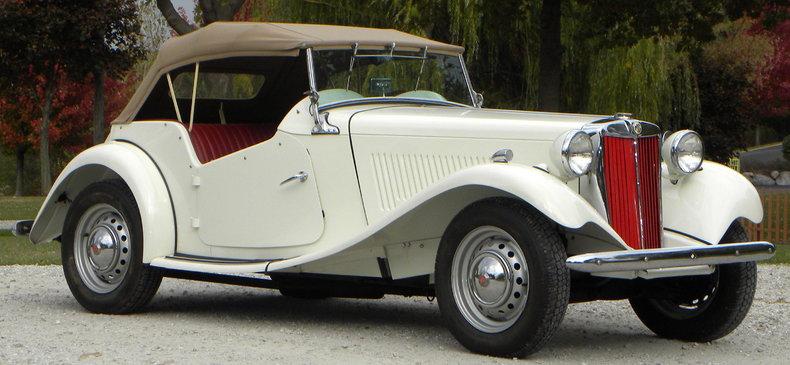 1953 MG TD Image 7