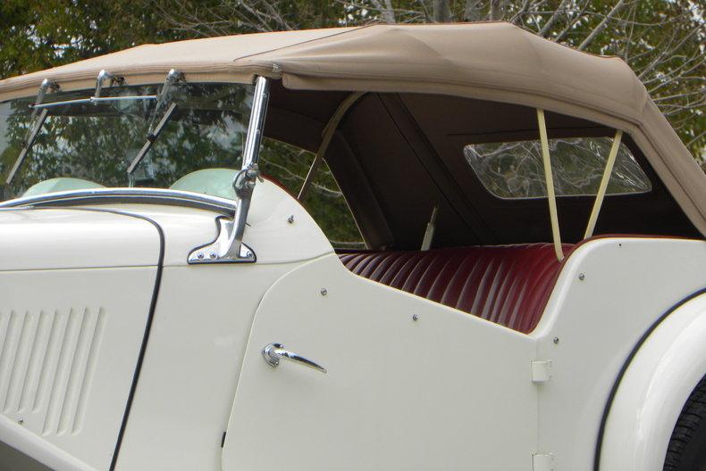 1953 MG TD Image 9