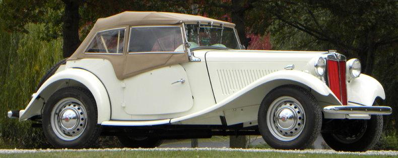1953 MG TD Image 11