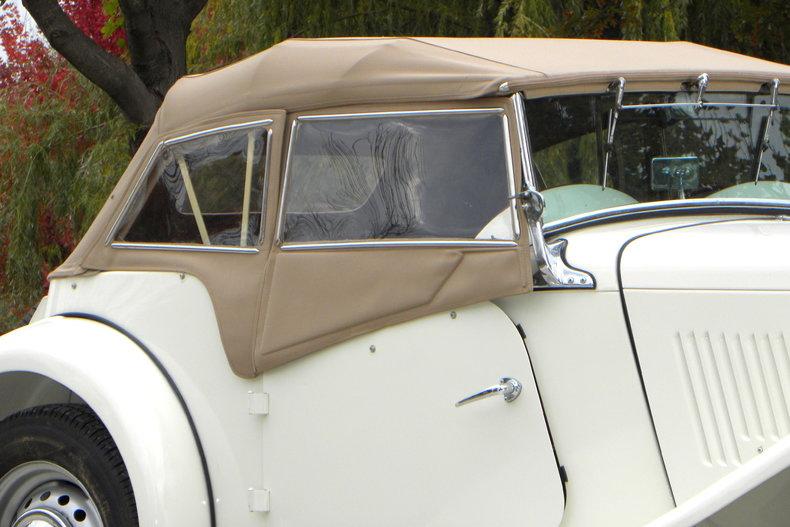 1953 MG TD Image 12