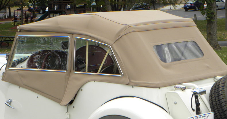 1953 MG TD Image 13