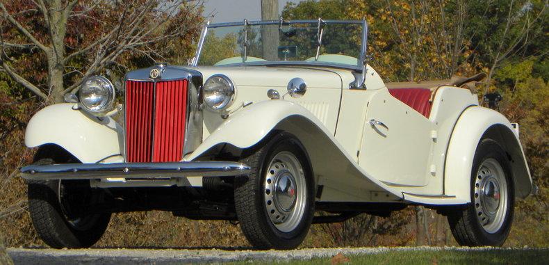 1953 MG TD Image 15