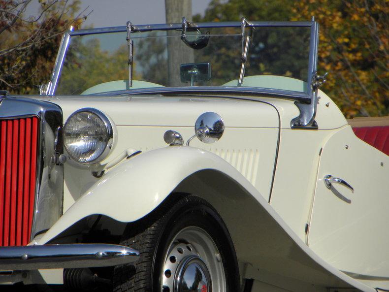 1953 MG TD Image 17