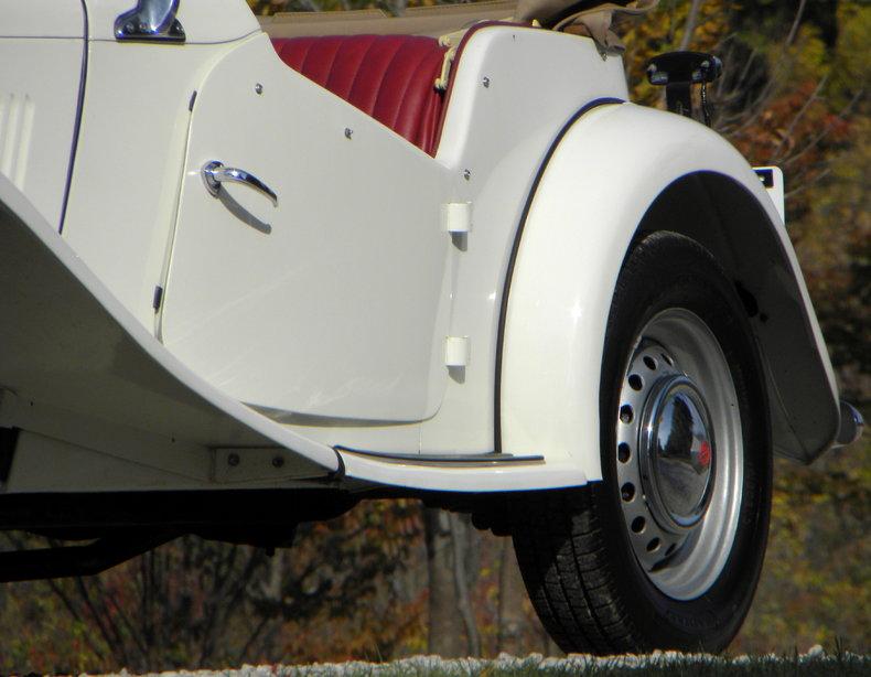 1953 MG TD Image 18