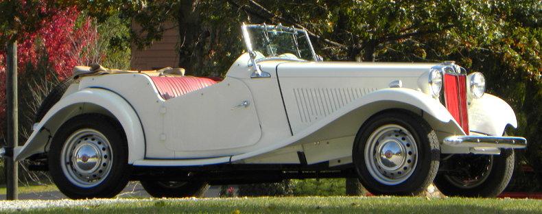 1953 MG TD Image 19