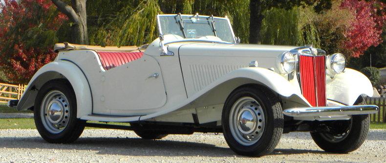 1953 MG TD Image 20