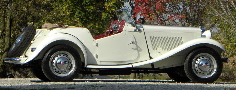 1953 MG TD Image 28