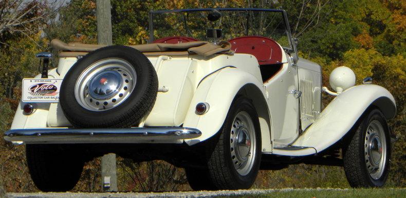 1953 MG TD Image 29