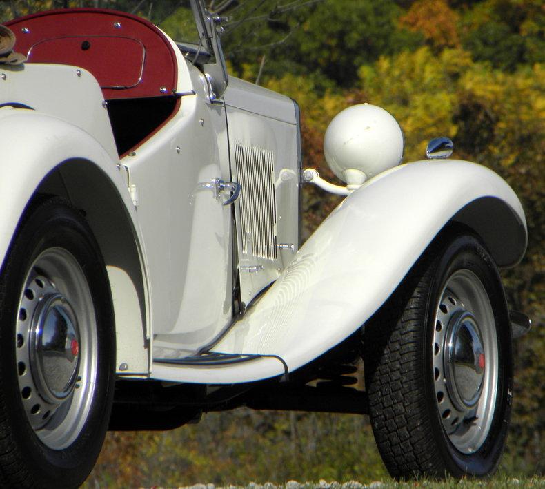 1953 MG TD Image 30