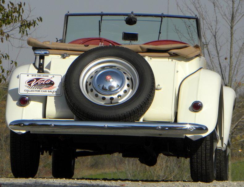 1953 MG TD Image 31
