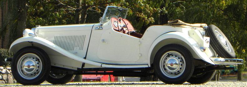 1953 MG TD Image 32