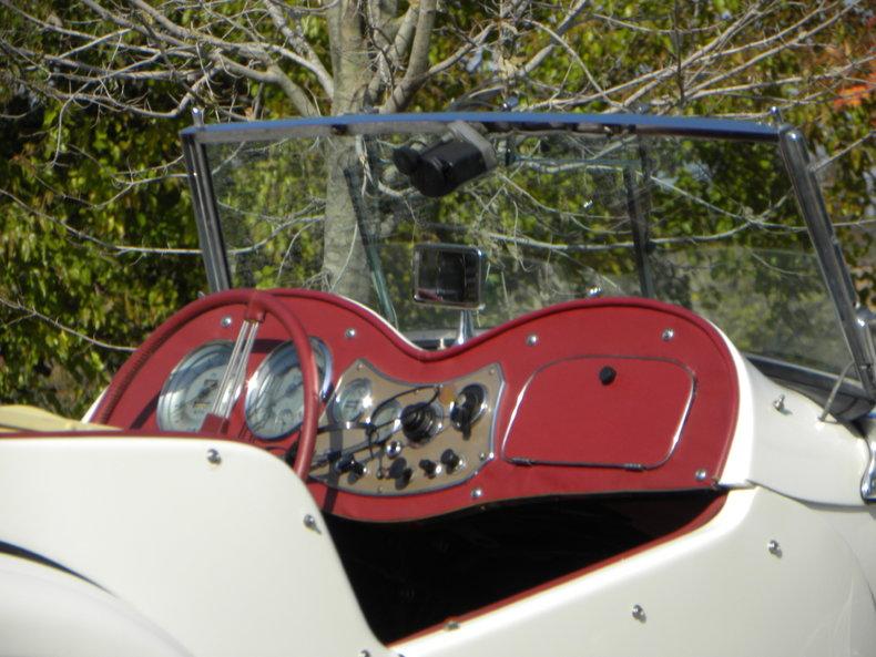 1953 MG TD Image 37