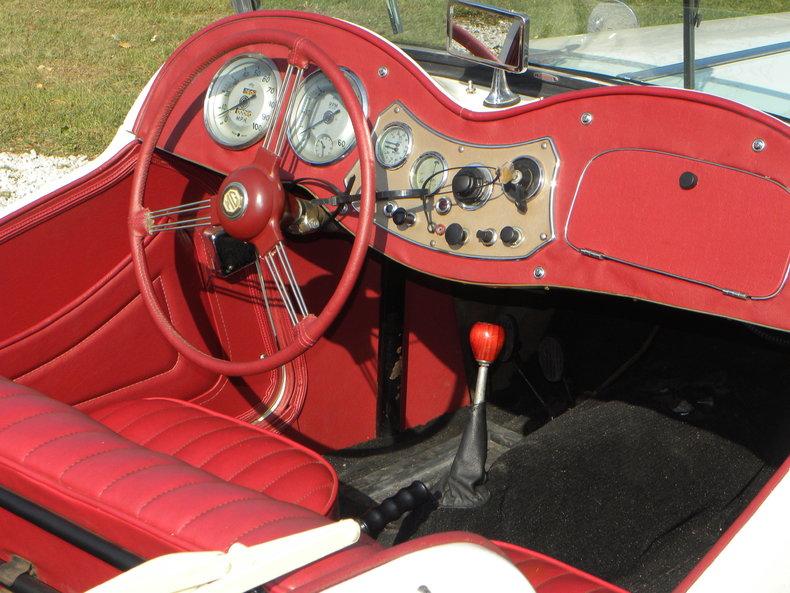 1953 MG TD Image 41