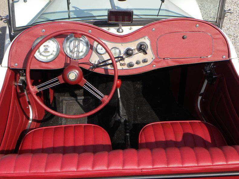 1953 MG TD Image 45