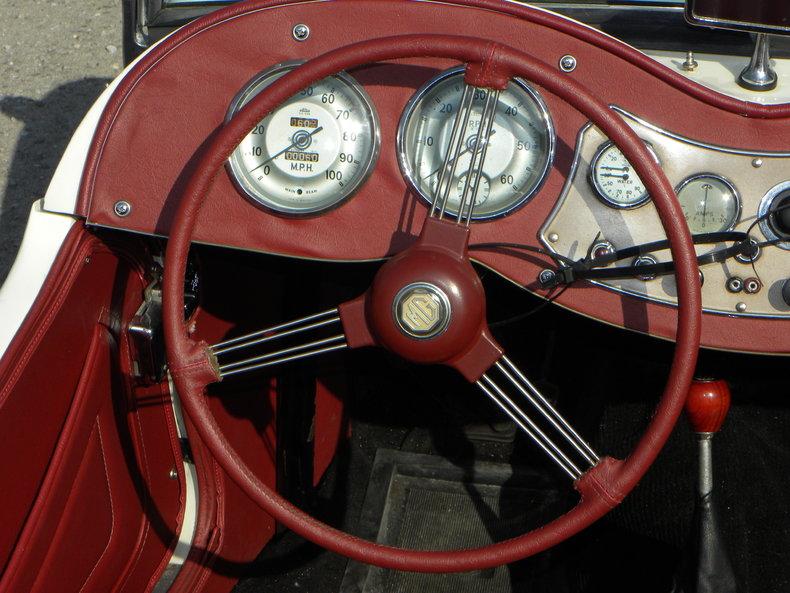 1953 MG TD Image 46