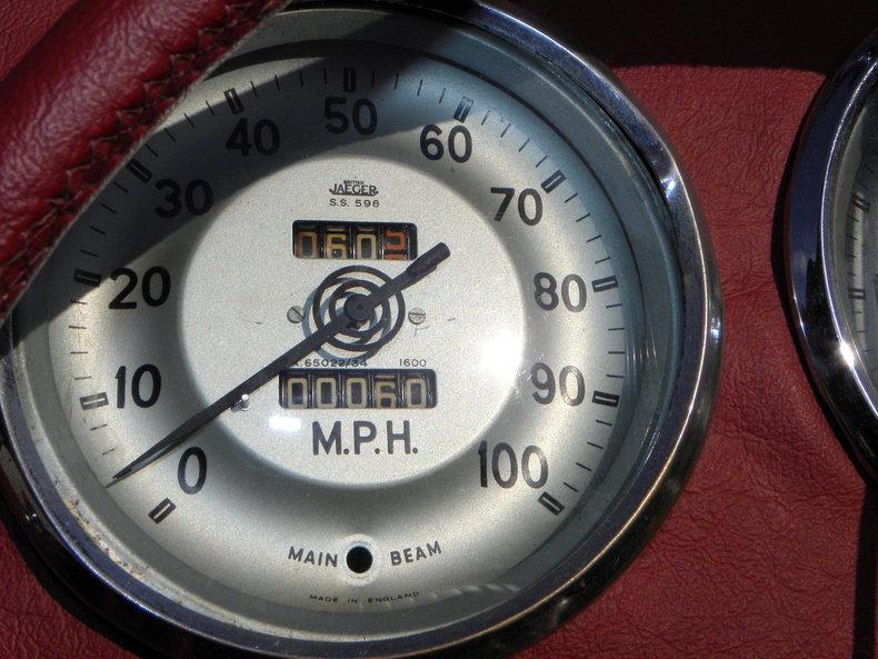 1953 MG TD Image 47
