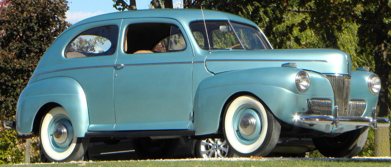1941 Ford Deluxe Image 5