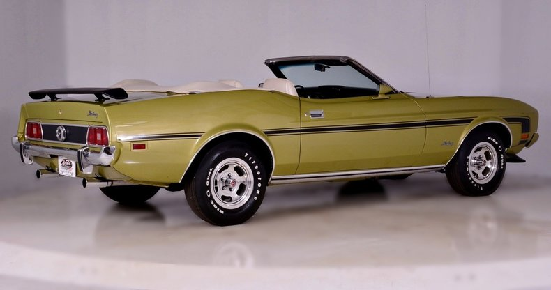 1973 Ford Mustang Image 18
