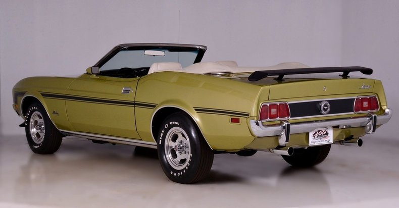 1973 Ford Mustang Image 16