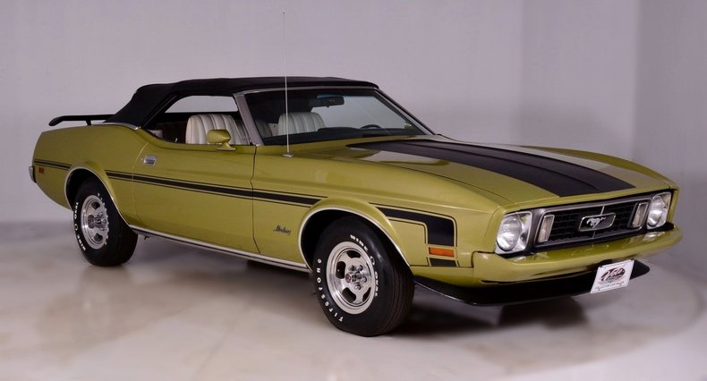 1973 Ford Mustang Image 21