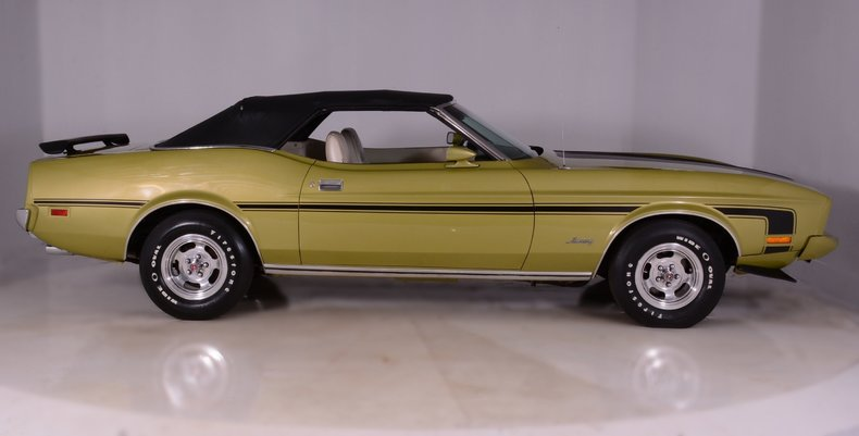1973 Ford Mustang Image 9