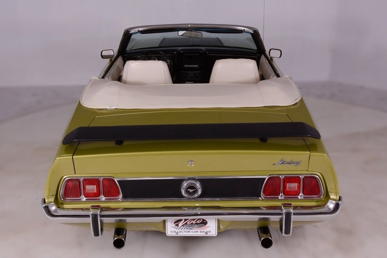1973 Ford Mustang Image 8
