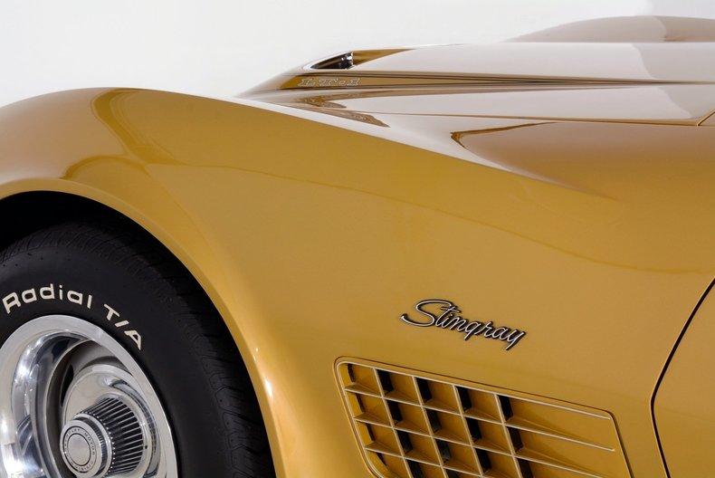1971 Chevrolet Corvette Image 6
