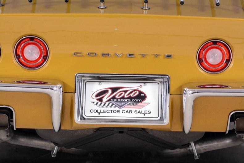 1971 Chevrolet Corvette Image 8