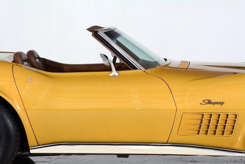 1971 Chevrolet Corvette Image 9
