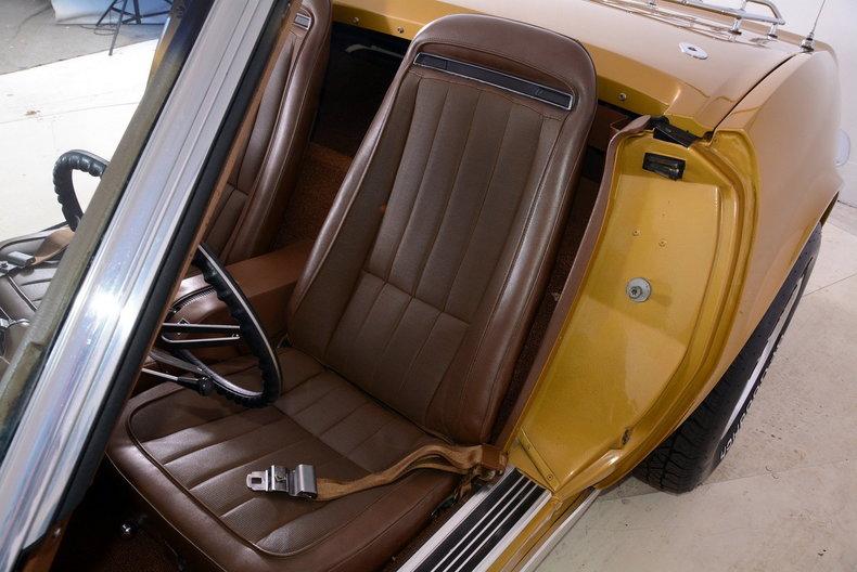 1971 Chevrolet Corvette Image 11